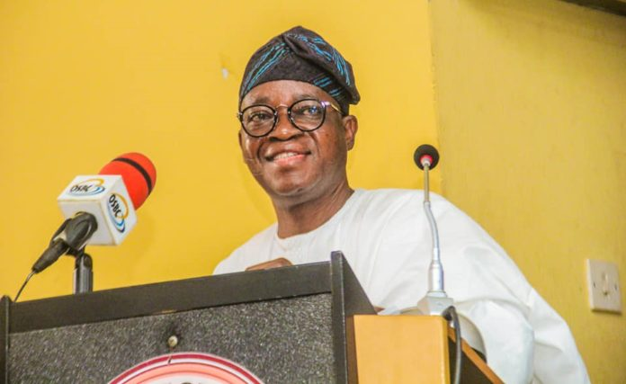Oyetola Assures Payment of Salary Arrears Owed By Aregbosola