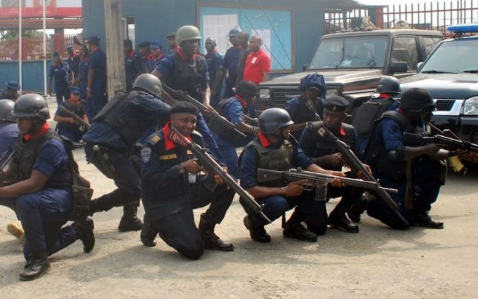 How NSCDC officer killed 100 level student - First Reports