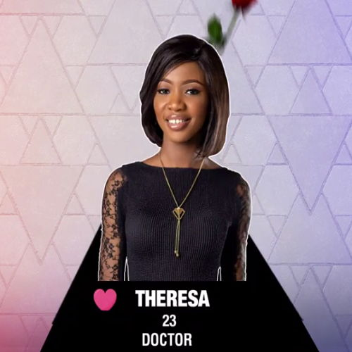 Theresa Ultimate Love 2020 Housemate
