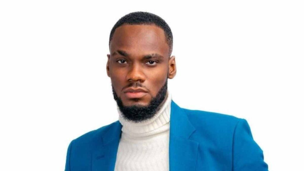 Nelson Enwerem Prince (C) BBNaija/Africa Magic